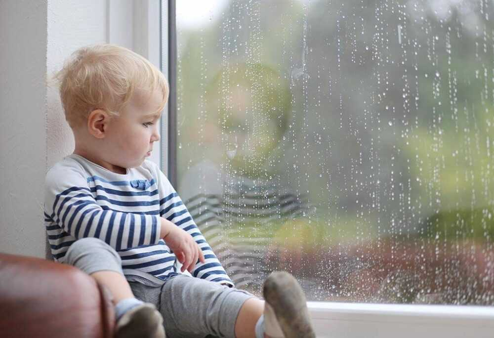 small kids are at greater risk of mental illness during monsoon season