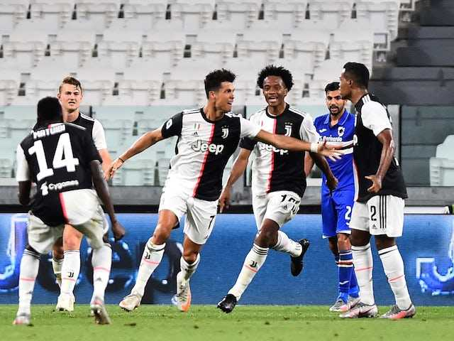 Caligiari shocked champion Juventus with 2 goals