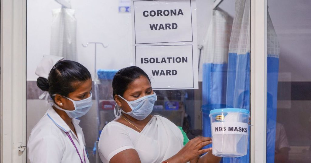 corona cases crossed 50000 thousand in India government hands down