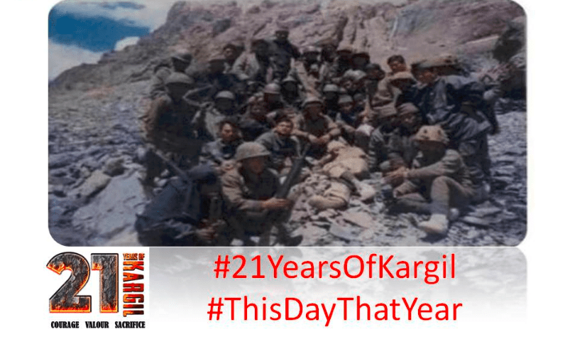 We remember that sacrifice on Kargil Vijay Day 2020