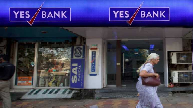 Yes Bank Share falls down on 27th july 2020