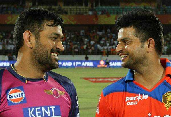 MSD AND RAINA SHOWN FRIENDSHIP PUT LAST INTERNATIONAL PARNERSHIP BY CALLING RETIREMENT ONE AFTER ANOTHER, ICC PAID TRIBUTE