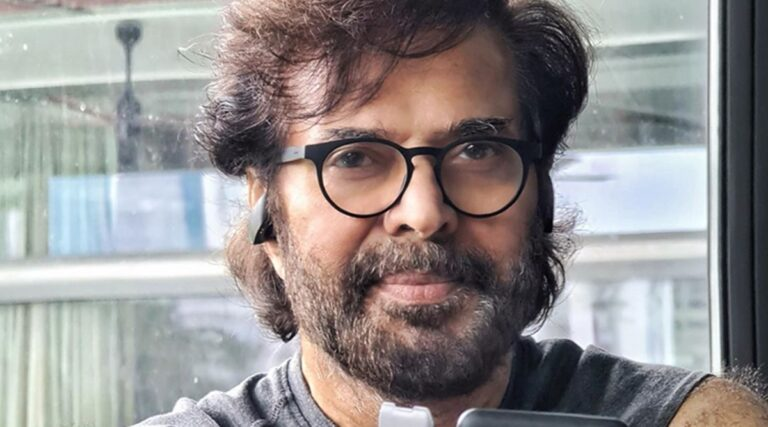 Ever fit Malayalam superstar Mammootty's selfie took internet by storm