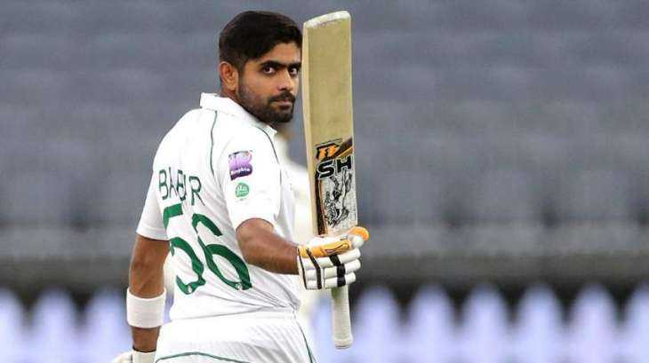babar azam shine in first test match against England 2020