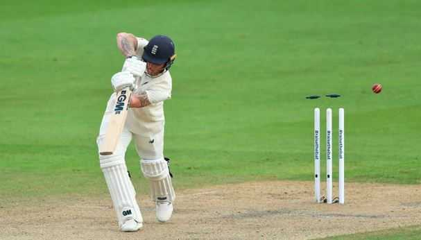 Ben Stokes clean bowled by Mohammad Abbas in first test match eng vs pakistan 2020