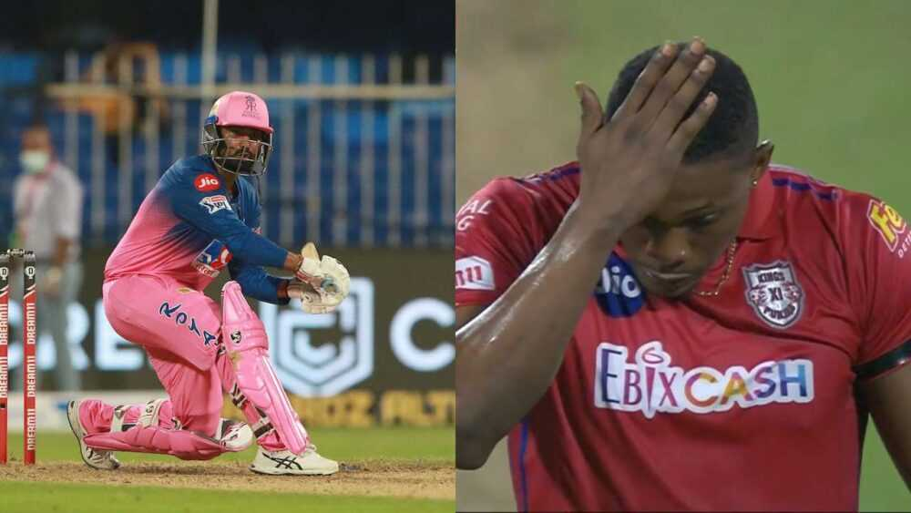 KXIP vs RR Match Highlights -