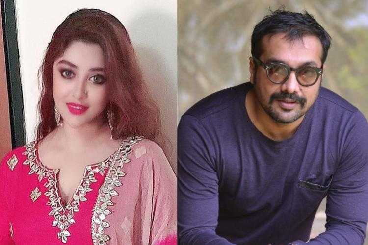 Anurag Kashyap accused payal ghosh janawaznews