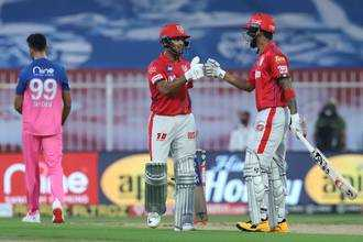 KXIP vs RR Match Highlights