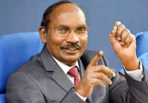 isro chief is giving brief about gaganyaan mission